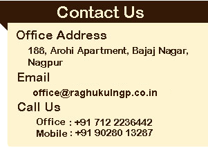 Contact Raghukul Constructions