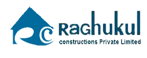 Raghukul Construction Logo